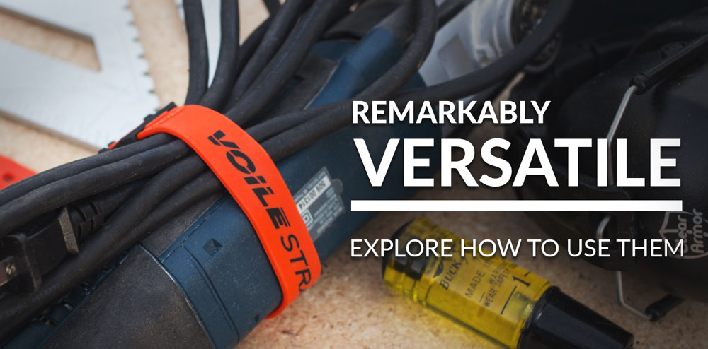 Voile Straps are remarkably versatile. Click here to explore how you can use them.